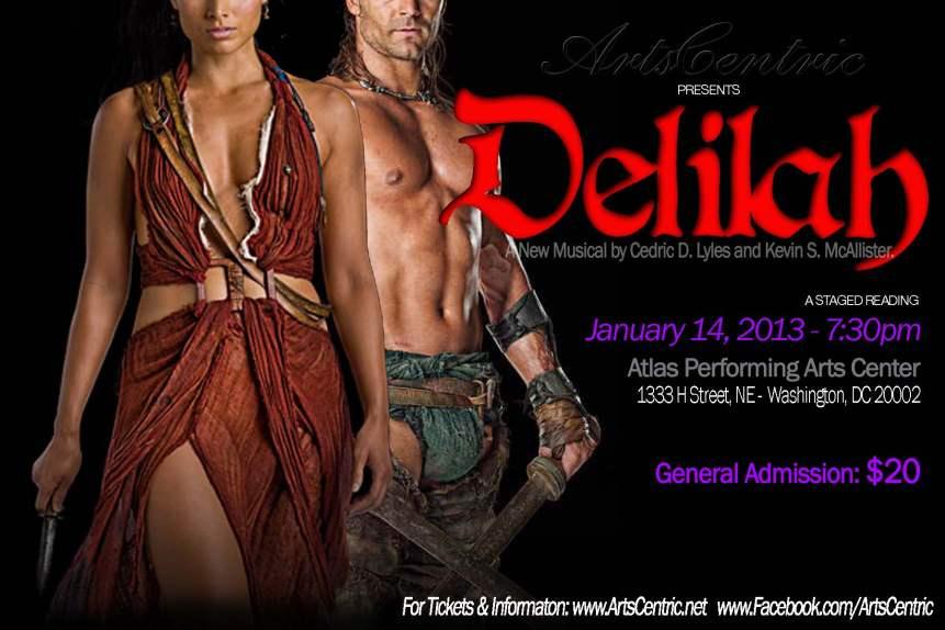Delilah Flyer